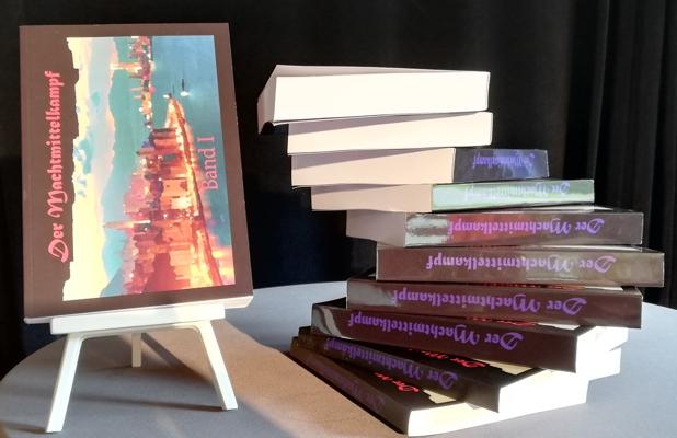 Foto - Fachbuchreihe Andreas Stollberg Der Machtmittelkampf